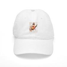 Vintage Pin-Up Baseball Cap
