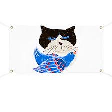 The Bird Cat Banner