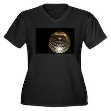 disco ball Plus Size T-Shirt