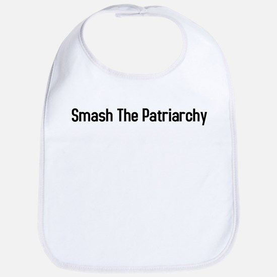 Smash the Patriarchy Bib