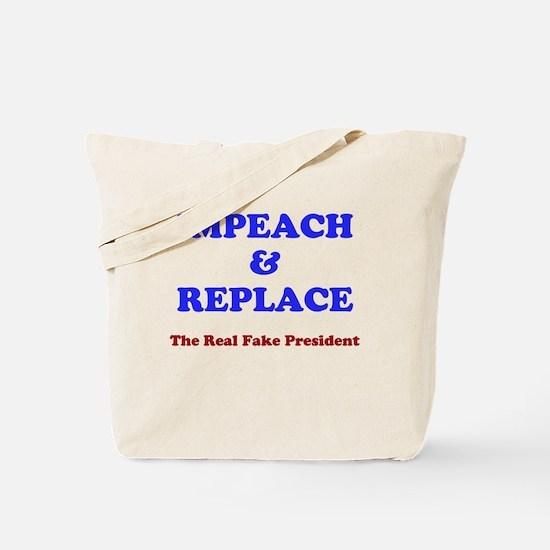 IMPEACH & REPLACE Tote Bag