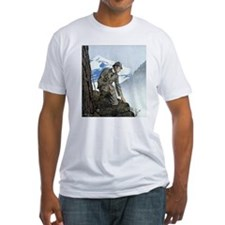 Skerock Holmes illustrations T-Shirt