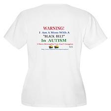 S.m.a.a.r.t.mom's Roar Plus Size T-Shirt