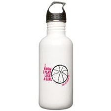 Play Basketball Like a Sports Water Bottle