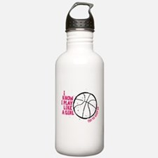 Play Basketball Like a Water Bottle