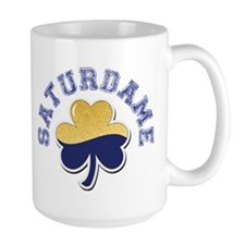Saturdame Ceramic Mugs
