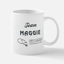 TEAM MAGGIE Mugs