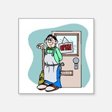 Shopkeeper Sticker