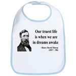 Henry David Thoreau 1 Bib