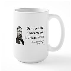 Henry David Thoreau 1 Mug