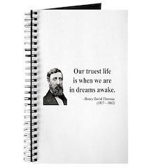 Henry David Thoreau 1 Journal