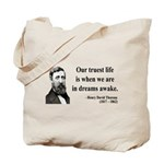 Henry David Thoreau 1 Tote Bag