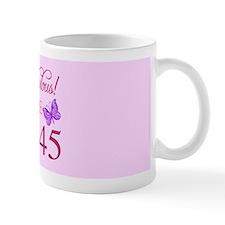 Fabulous Since 1945 Mugs