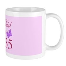 Fabulous Since 1935 Mugs
