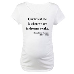 Henry David Thoreau 1 Shirt