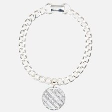 music notes Bracelet