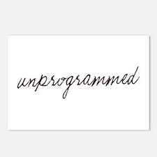 unprogrammed Postcards (Package of 8)