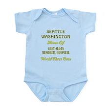 SEATTLE WASHINGTON Body Suit