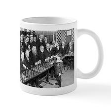 Samuel Reshevsky vs. The World Mugs