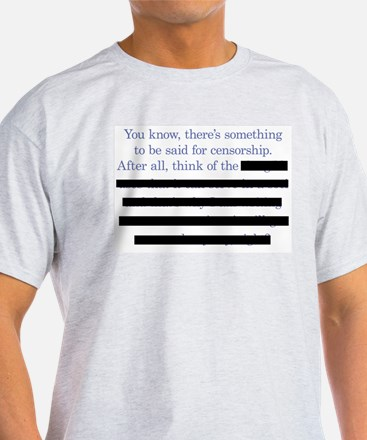 Censorship T-Shirt
