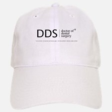 DDS, doctor of dental surgery Baseball Baseball Cap