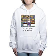 Cute Librarians Women's Hooded Sweatshirt