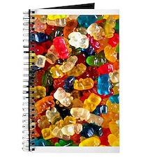 gummy bears candy Journal