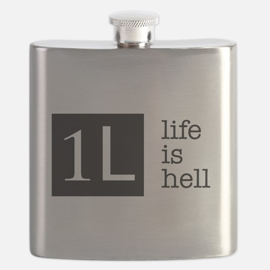 1L, life is hell Flask