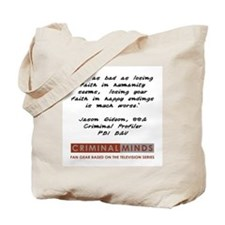 GIDEON QUOTE Tote Bag