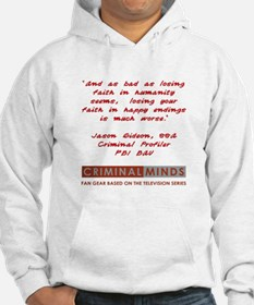 GIDEON QUOTE Hoodie