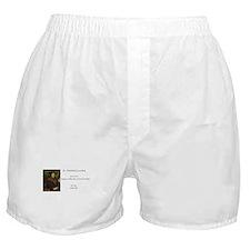 st. thomas more, patron saint of lawy Boxer Shorts