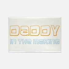 Expectant Daddy Rectangle Magnet (10 pack)
