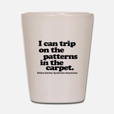 I Can Trip On The Patterns In The Carpet - EDS Awa