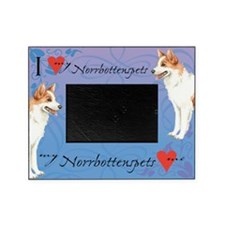 Norrbottenspets Picture Frame