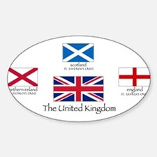 creation of UK flag Decal