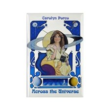 Across the universe Rectangle Magnet