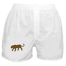 Florida Panther Boxer Shorts
