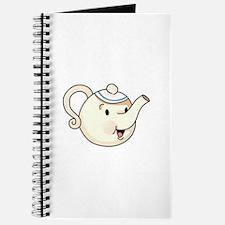 HAPPY TEA POT Journal