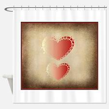 Loving hearths Shower Curtain