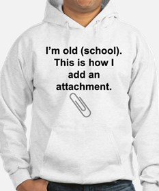 Old School Attachment Hoodie