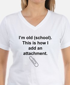 Old School Attachment Shirt