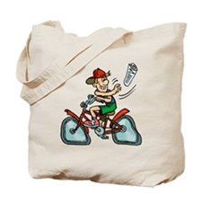 Paperboy Tote Bag
