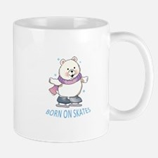 Born On Skates Mugs