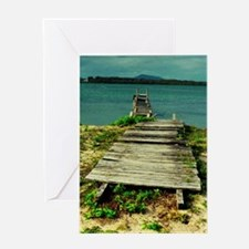 Disassembled by Liam Worth Greeting Cards