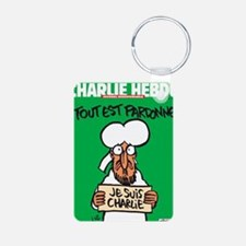 Je Suis Charlie Keychains