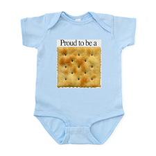 Cracker Pride Infant Creeper
