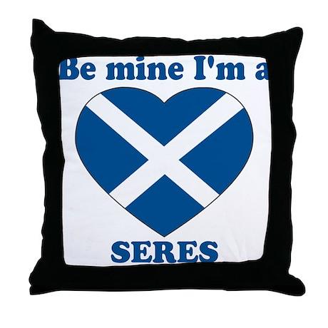 Seres, Valentine's Day Throw Pillow