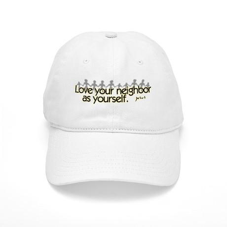 Love Your Neighbor Cap
