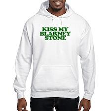 Kiss My Blarney Stone Hoodie