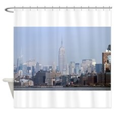Empire State Building NYC Pro Photo Shower Curtain